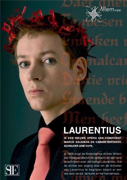 'Laurentius' als Laurentius (2008)