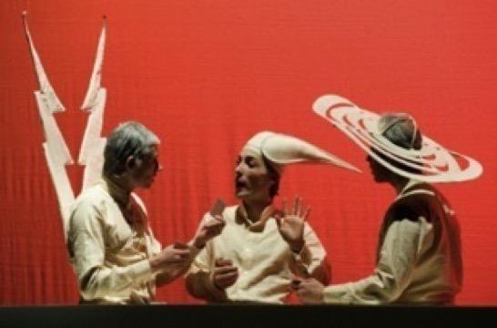 'Phaeton' met Jan-Willem Schaafsma en Robbert Muuse (2009 Jurjen Stekelenburg))