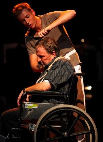 'Alzheimer' van Chiel Meijering als Broeder met Hein Meens (2006)